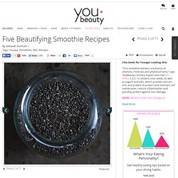 Smoothie Recipes for Skin – YouBeauty.com