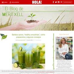 Revista Hola! Tiene comments sobre smoothies congelados en Colombia