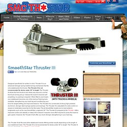 Smoothstar Thruster