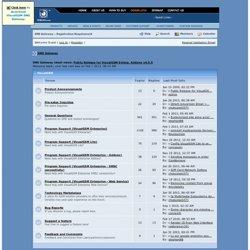 SMS Gateway (VisualGSM SMS Gateway)
