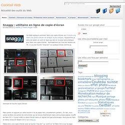 Snaggy : utilitaire en ligne de copie d'écran