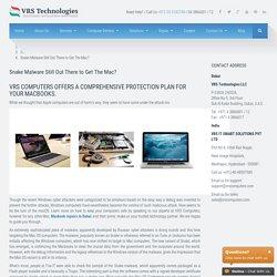 Get Your Apple Macbook Repair Fast - VRS Technologies