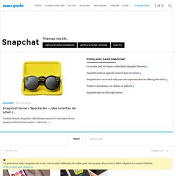 Snapchat - Articles and Forums on Tom's Guide