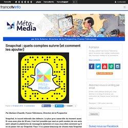 Snapchat: quels comptes suivre (et comment les ajouter)
