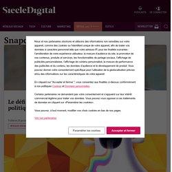 Snapchat : toute l'actualité sur siecledigital.fr