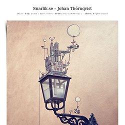 Johan Thörnqvist » Lampa