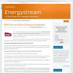 SNCF face au défi de la facture énergétique