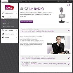 SNCF la radio