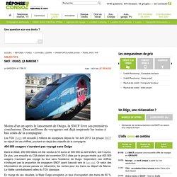 SNCF : Ouigo, ça marche ?