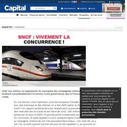 SNCF : Vivement la concurrence !