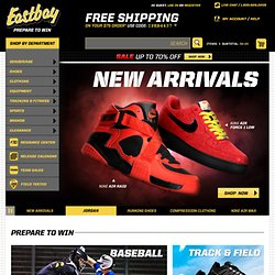 Athletic Shoes Online - Sneakers - Casual Shoes | Eastbay