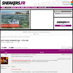 Forum • Ebay and websites sellers list + tutorial... update le 1