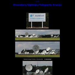 Teleport Rambouillet - réseaux de telecommunication