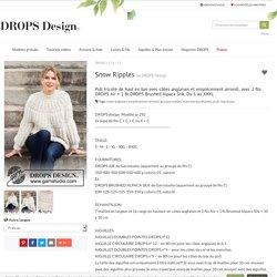 Snow Ripples / DROPS 215-11