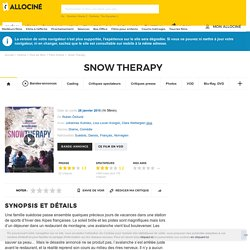 Snow Therapy - film 2014
