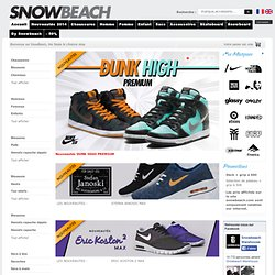 Warehouse - Skate shop, snowboard shop, surf shop.