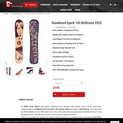 snowboard spark bextreme