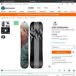 Compra Jones Snowboards Solution 169W Splitboard 2020 Splitboard en línea en Blue Tomato
