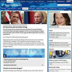 Fall Snowden: Obama erwägt, Treffen mit Putin abzusagen