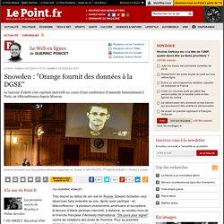 EN DIRECT. La téléconférence d'Edward Snowden avec Amnesty