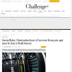 Snowflake, l'introduction qui met le feu à Wall Street