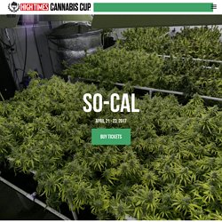 So-Cal - April 21, 22 & 23 — Cannabis Cup