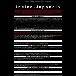 Sô desu ka - Inalco... by Yatto