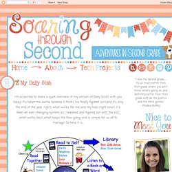 Soaring Through Second Grade: My Daily 5-ish
