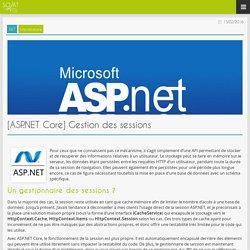 SOAT Blog » [ASP.NET Core] Gestion des sessions