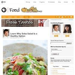 Soba Salad Recipe