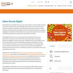 Sobre Escola Digital