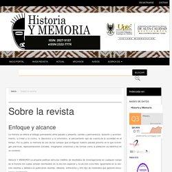 Historia Y MEMORIA