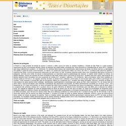 Escola Superior de Agricultura Luiz de Queiroz (Brésil) 01/02/12 Thèse en ligne : Sobrevivência de Colletotrichum acutatum, agen
