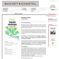Sobriété numérique - Frédéric Bordage - Buchet/Chastel