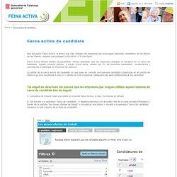 SOC - Cerca activa de candidats...