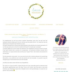Blog culinaire