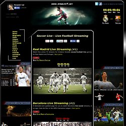 Football Live Streams - Free and Online