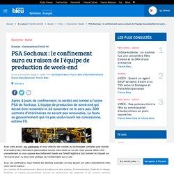 PSA Sochaux : le confinement aura eu raison de l'équipe de production de week-end