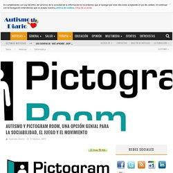 Autismo y Pictogram Room, una opción genial para la sociabilidad, el juego y el movimiento