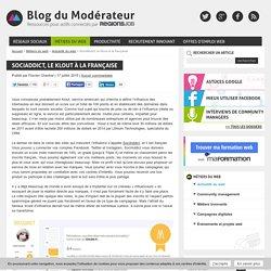 SociAddict, le Klout à la française