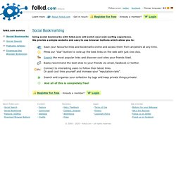 Submit a New Link to Folkd