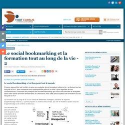 Le social bookmarking et la formation tout au long de la vie - 2