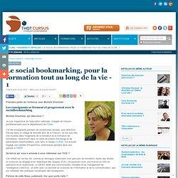 Le social bookmarking, pratique incontournable de formation tout
