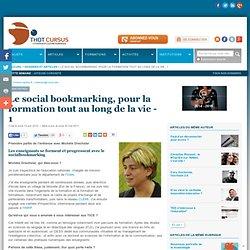 Le social bookmarking, pour la formation tout au long de la vie - 1
