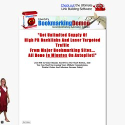 Social Bookmarking Software, Social Bookmarking Tool