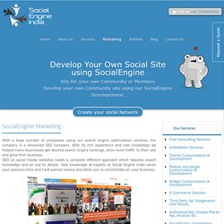 Social Engine Marketing