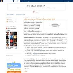 19 Herramientas para Medir su Influencia Social Media