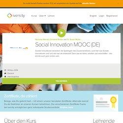 Social Innovation - Offener Onlinekurs - iversity