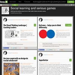 Social learning and serious games
