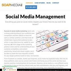 Social Media Management Company In Ottawa, Canada
